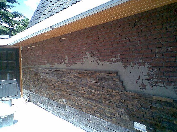 Natuursteen Wand Badkamer : Projecten gerealiseerd door avanzon onderhoud. voor klussen
